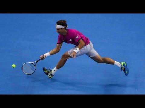 Ferrer Gets Forehand Hot Shot Past Murray Beijing 2016