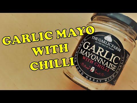 Garlic Mayo with Chilli from The Garlic Farm