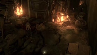 Resident Evil 0 PlayStation 4 gameplay #1