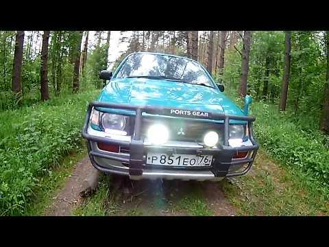 Mitsubishi RVR Sport Gear 1994