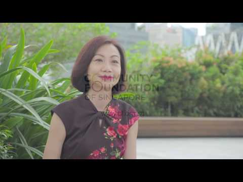 The Community Foundation of Singapore makes giving better