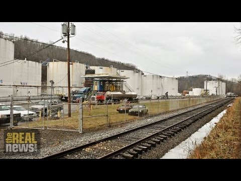 Corporate Deregulation To Blame for Toxic Spill in West Virginia