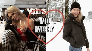 BF Picks My Date Outfit + Everyday Life | MEL WEEKLY #53