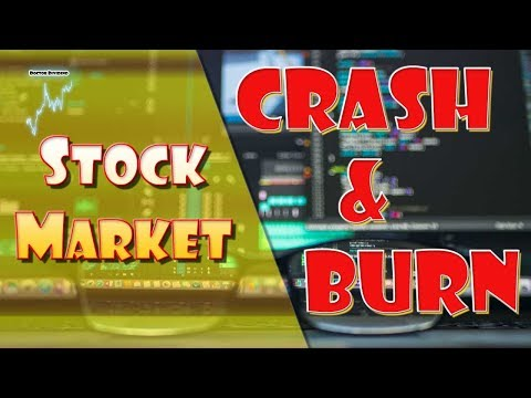Lost $10,000 Trading Stocks! | Stock Market CRASH & BURN!