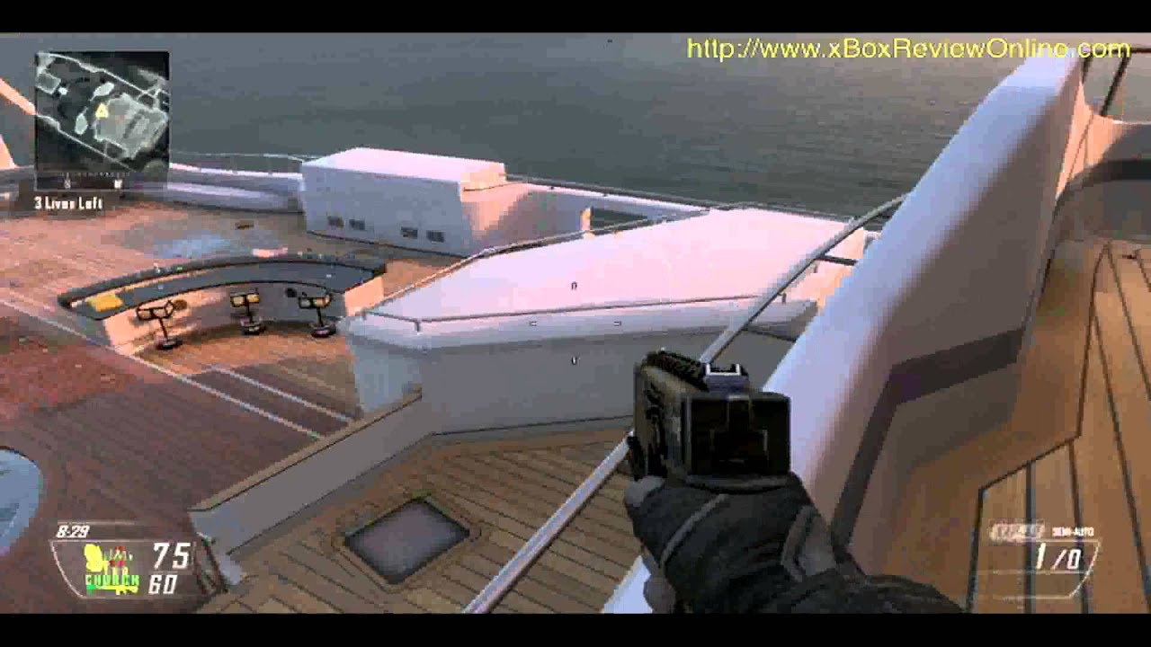 COD BO2 ONE IN THE CHAMBER HIJACKED Call Of Duty Black Ops