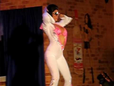Chloe Nicole doing Viva Las Vegas from YouTube · Duration:  20 seconds