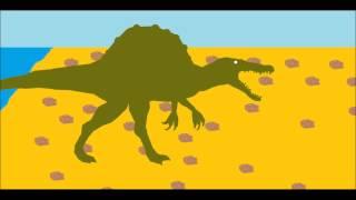 Spinosaurus vs Tyrannotitan