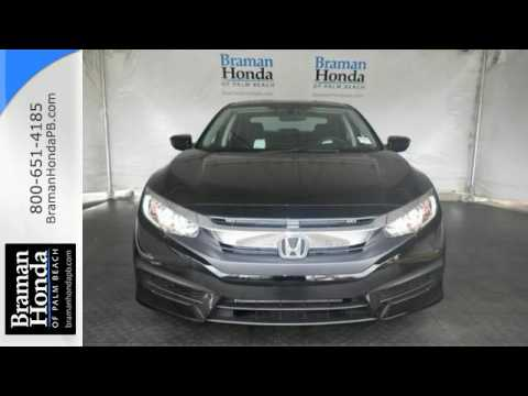 Captivating 2016 Honda Civic West Palm Beach FL Lake Worth, FL #61962
