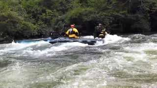NIMS Rescue Boat Operator Class, Video 9