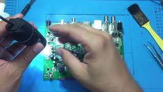 Duosat Prodigy Nano que não liga, resolvido!