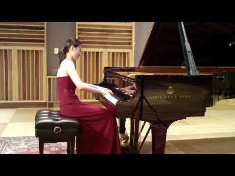 Scriabin Sonata No. 2, Op. 19 (Ming-Hang Zhang)