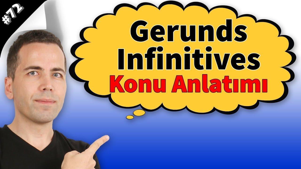 Gerunds & Infinitives  Konu Anlatımı #72