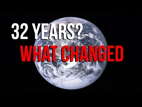 How places change in 32 Years - Google Earth Timelapse
