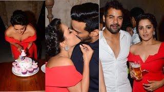 Actress Anita Aassanandani Celebrates Birthday 'ये है मोहब्बतें' की शगुन ने सेलिब्रेट किया बर्थडे