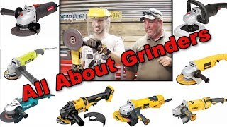 How To Choose an Angle Grinder