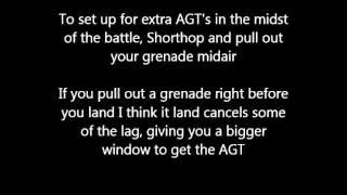 P:M 3.02 Snake Grenade Aerial Glide Toss