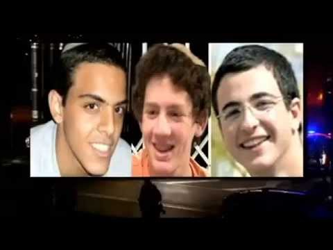Three Bodies Found During Search for Missing Israeli Teens