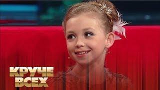 Знакомьтесь! Анна Плутахина - воздушная гимнастка | Круче всех(, 2017-09-18T10:33:01.000Z)
