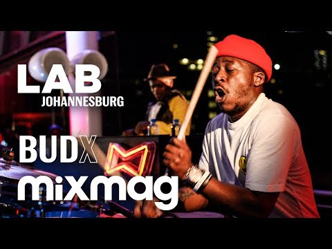 black-motion-epic-live-drum-afro-house-set-in-the-lab-johannesburg