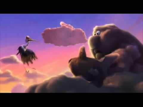 """Pixar """"Partly Cloudy"""" - New Soundtrack"""