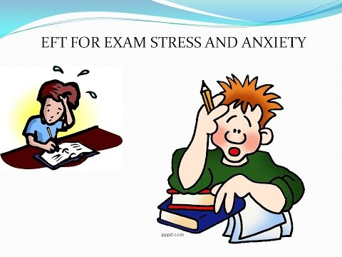 Eft for exam anxiety tapping on the time pressure youtube eft for exam anxiety tapping on the time pressure thecheapjerseys Image collections