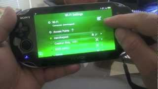 PS Vita Battery Saving Tips