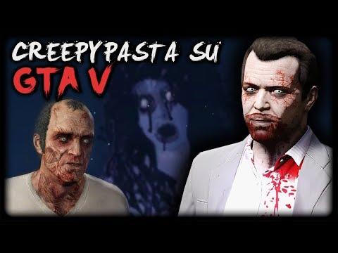 4 Creepypasta su GTA V che non sai 💀 #CreepyGameShow