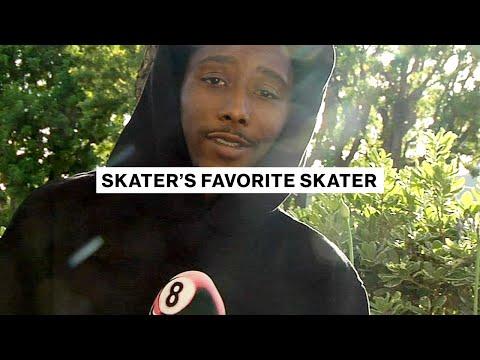 Skater's Favorite Skater | Dominick Walker