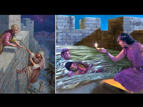 Download Kisa cha RAHABU mwanamke KAHABAA aliewaficha wapelelezi wa ISRAELI waendao KAANANI.