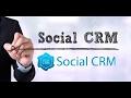Social Crm плагин