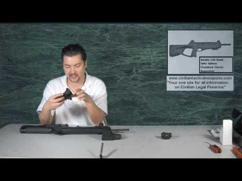 Repost of Beretta CX4 Storm Optic Options Video (fixed informational errors)