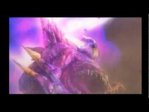 Tekken 5 - Jinpachi Mishima death - HQ - YouTube