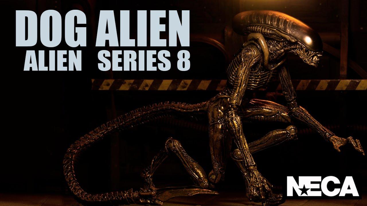Alien 3 - Dog alien series 8 - NECA Toys