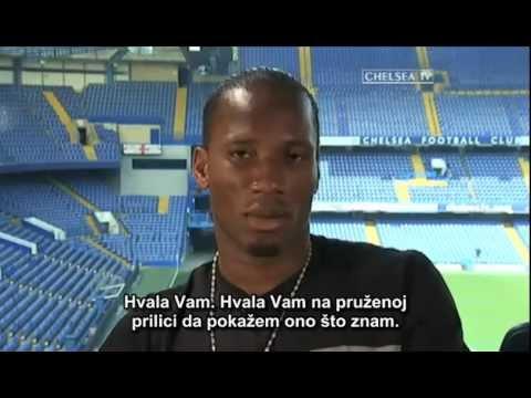 Didier Drogba - Oproštajna poruka navijačima