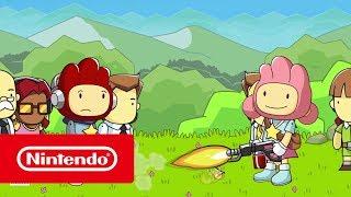Scribblenauts: Showdown - Trailer (Nintendo Switch)