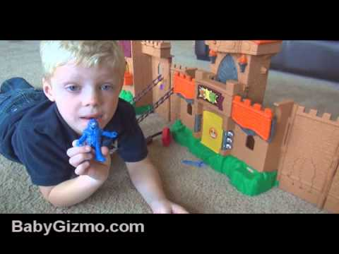 Fisher Price Imaginext Eagle Talon Castle Review - Baby Gizmo