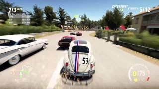 Forza Horizon 2 Cult Classics Herbie Race
