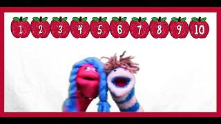 Count to 10 | Numbers Song | Counting Song | Toddler Videos | Videos for Kids | Songs for Kids