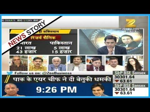 Big Story Big Debate | Is Pakistan Instigating India for War?
