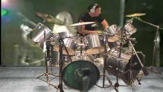 Grand Funk Railroad - Flight of the Phoenix / Footstompin Music - Drum Cover - The Drum Channel