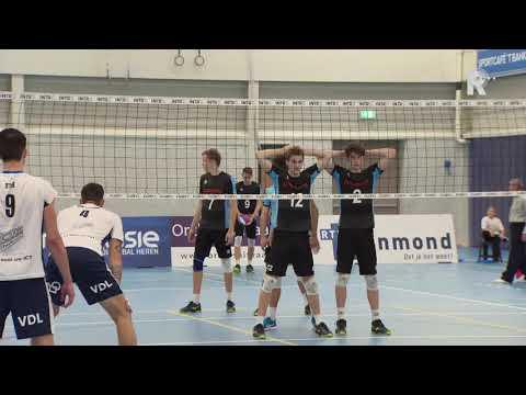 De laatste punten van Sliedrecht Sport tegen het Talent Team