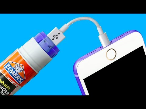 11 Weird Ways To Sneak Gadgets Into Class / School DIYs And Life Hacks