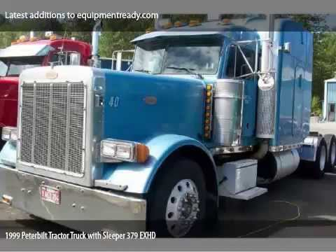 used peterbilt trucks for sale at equipmentready com youtube. Black Bedroom Furniture Sets. Home Design Ideas