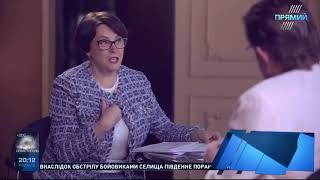 """""""Кисельов  Авторське""""  Гість програми Ніна Южаніна  Ефір від 17 червня 2018 року"""
