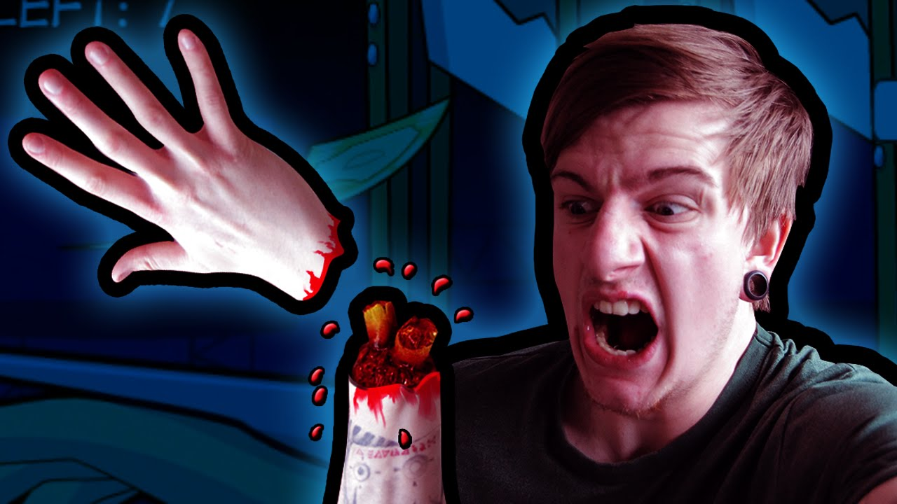 THIS IS A TRUE HORROR GAME || Hand-less Millionaire 2 ...