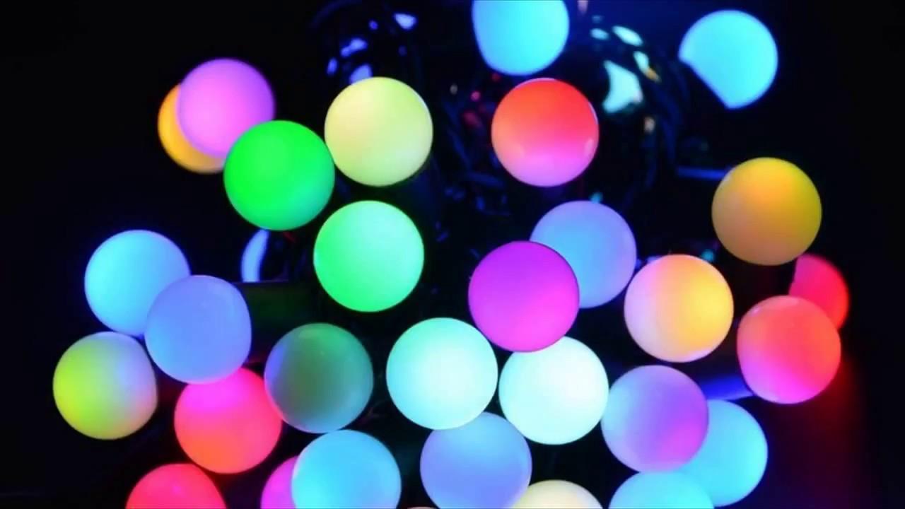 Led Christmas Lights Color Changing