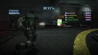 Resident Evil 6 Online Leon & Chris Predator