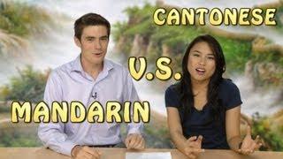 Mandarin VS Cantonese (Feat. Carmen from OTGW) | Learn Chinese Now