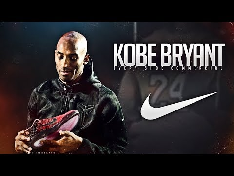 Kobe Bryant EVERY Nike Shoe Commercial (2005-2017) ᴴᴰ
