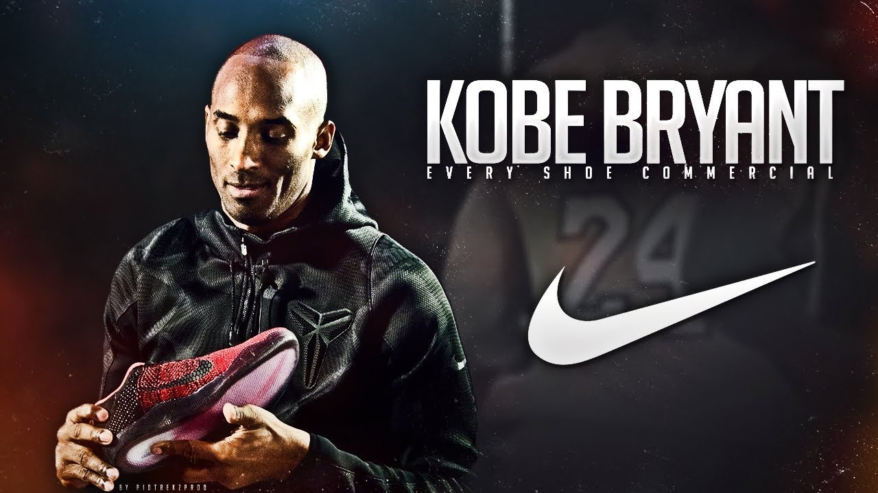 Kobe Bryant Every Nike Shoe Commercial 2005 2017 Á´´á´° Youtube